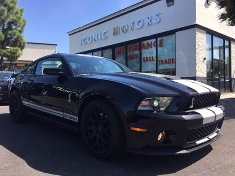 2010 Ford Shelby GT500 for sale in Pleasanton, CA