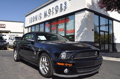 2008 Ford Shelby GT500 for sale in Pleasanton, CA