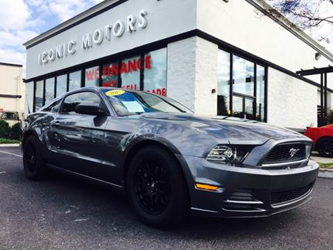 2013 Ford Mustang for sale in Pleasanton, CA