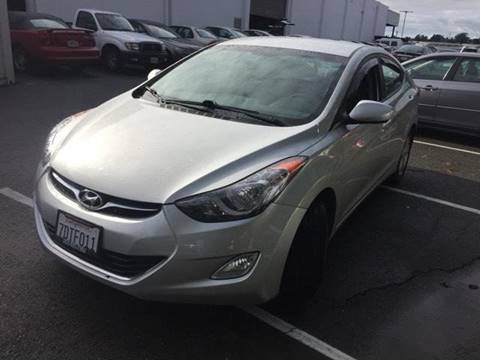 2013 Hyundai Elantra for sale in Pleasanton, CA