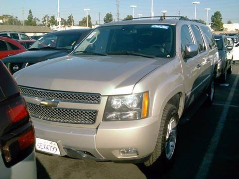 2008 Chevrolet Suburban for sale in Pleasanton, CA