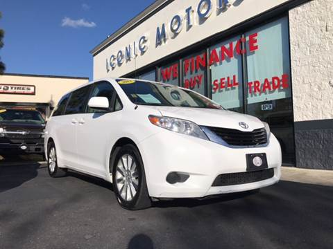 2013 Toyota Sienna for sale in Pleasanton, CA