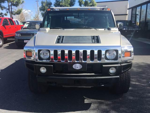2005 HUMMER H2 SUT 4WD 4dr Crew Cab SB Pickup - Pleasanton CA