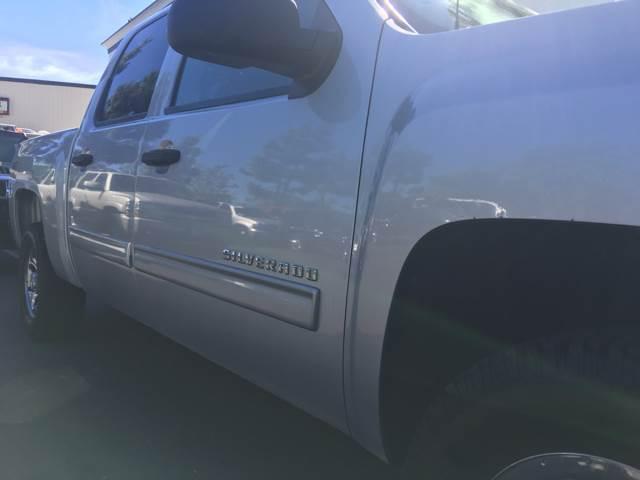 2010 Chevrolet Silverado 1500 4x4 LT 4dr Crew Cab 5.8 ft. SB - Pleasanton CA