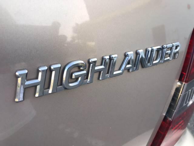 2004 Toyota Highlander AWD 4dr SUV V6 w/3rd Row - Pleasanton CA