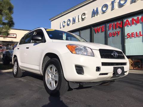 2012 Toyota RAV4 for sale in Pleasanton, CA