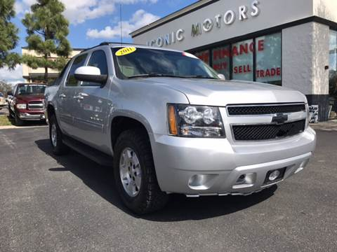 2011 Chevrolet Avalanche for sale in Pleasanton, CA