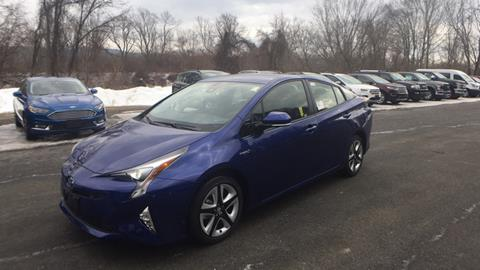 2017 Toyota Prius for sale in Westminster, VT