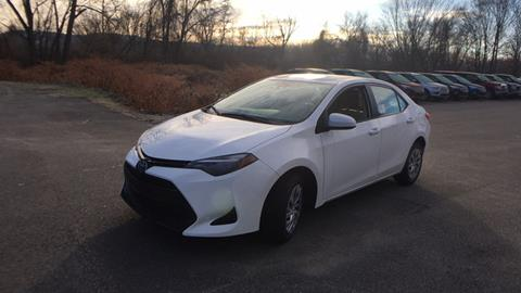 2017 Toyota Corolla for sale in Westminster, VT