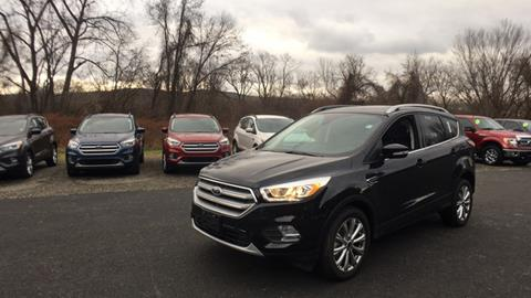 2017 Ford Escape for sale in Westminster, VT