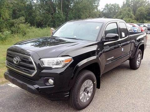2017 Toyota Tacoma for sale in Westminster, VT