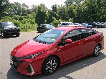 2017 Toyota Prius Prime for sale in Westminster, VT