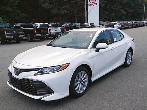 2018 Toyota Camry for sale in Westminster, VT