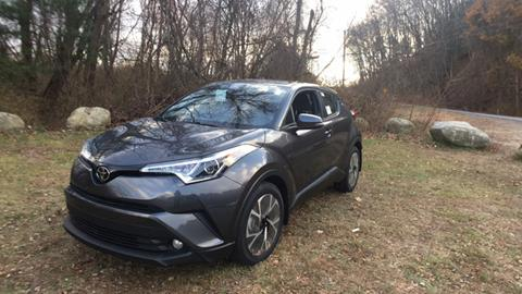 2018 Toyota C-HR for sale in Westminster, VT