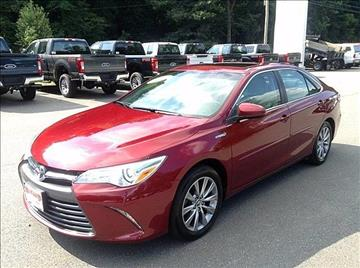 2015 Toyota Camry Hybrid for sale in Westminster, VT