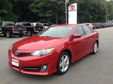 2014 Toyota Camry for sale in Westminster, VT