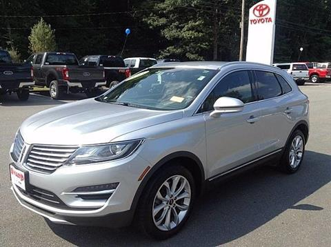 used lincoln mkc for sale in vermont. Black Bedroom Furniture Sets. Home Design Ideas