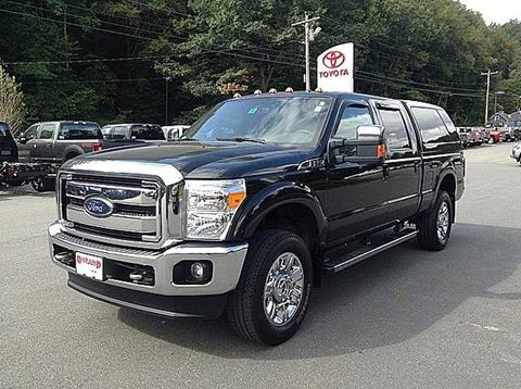 2014 Ford F-250 Super Duty for sale in Westminster, VT
