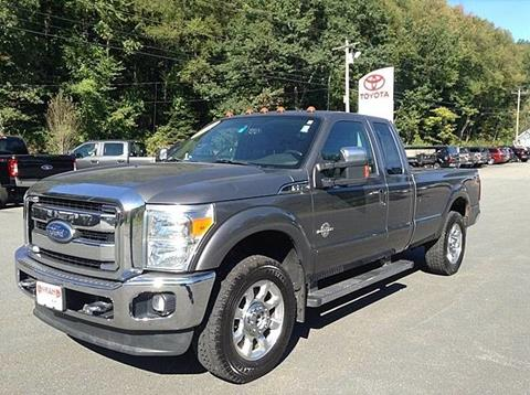 2011 Ford F-250 Super Duty for sale in Westminster, VT