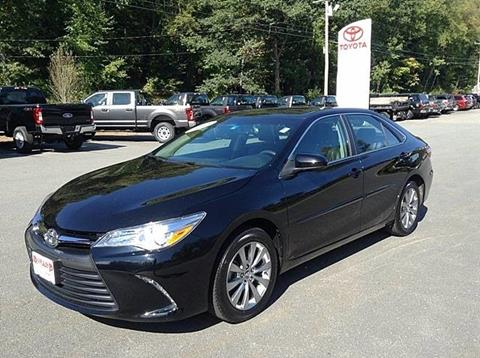 2015 Toyota Camry for sale in Westminster, VT