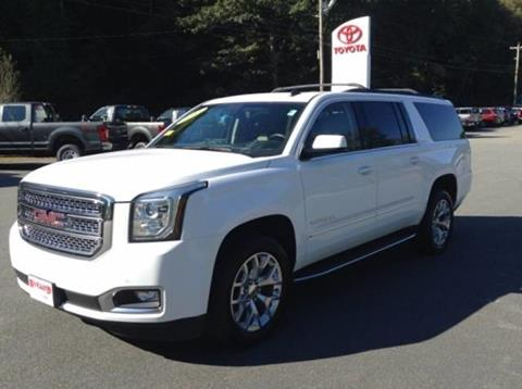 2015 GMC Yukon XL for sale in Westminster, VT