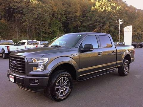 2017 Ford F-150 for sale in Westminster, VT
