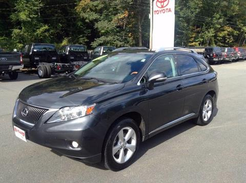 2010 Lexus RX 350 for sale in Westminster, VT