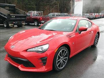 2017 Toyota 86 for sale in Westminster, VT