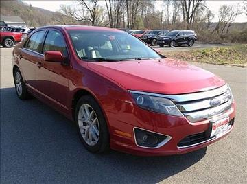 2010 Ford Fusion for sale in Westminster, VT