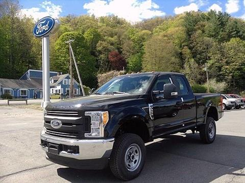 2017 Ford F-250 Super Duty for sale in Westminster, VT