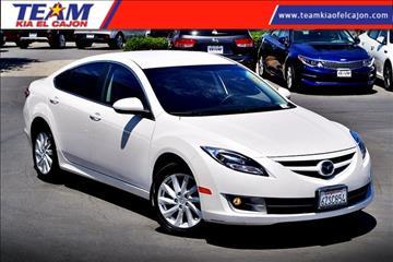 2012 Mazda MAZDA6 for sale in El Cajon, CA