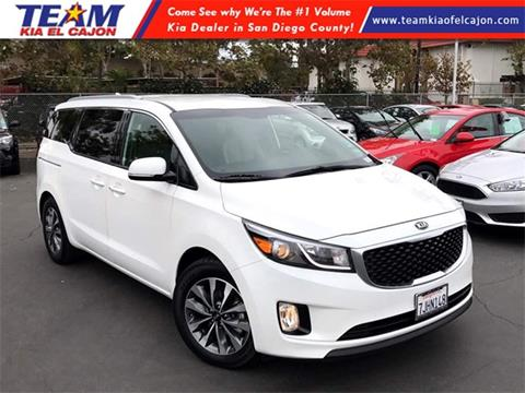 2015 Kia Sedona for sale in El Cajon, CA