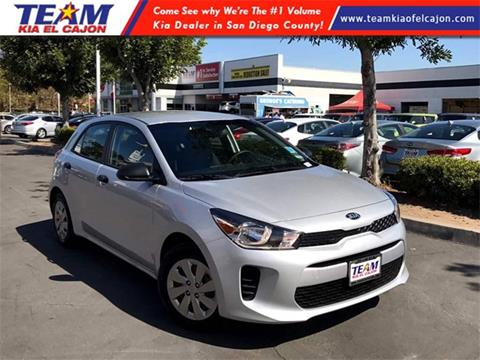2018 Kia Rio5 for sale in El Cajon, CA