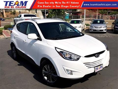 2014 Hyundai Tucson for sale in El Cajon, CA