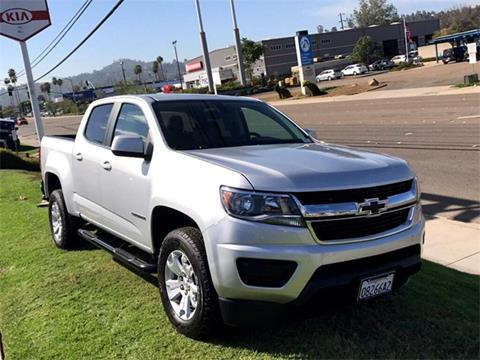 2016 Chevrolet Colorado for sale in El Cajon, CA