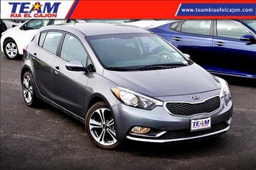 2016 Kia Forte5 for sale in El Cajon, CA