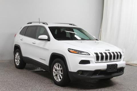 2016 Jeep Cherokee for sale in Sterling, VA