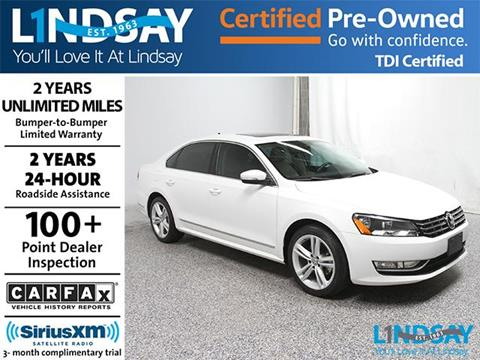 2015 Volkswagen Passat for sale in Sterling, VA