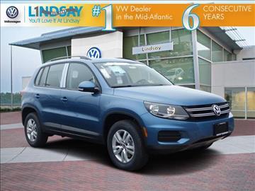 2017 Volkswagen Tiguan for sale in Sterling, VA