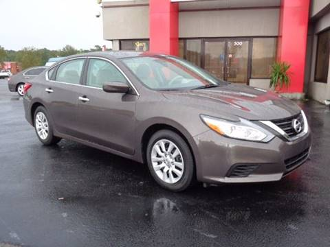 2016 Nissan Altima for sale in Moncks Corner, SC
