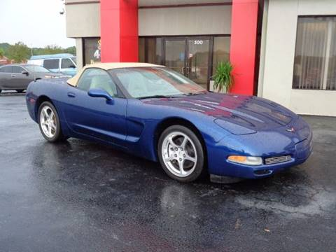 2004 Chevrolet Corvette for sale in Moncks Corner, SC