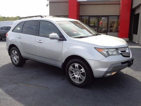 2007 Acura MDX for sale in Moncks Corner, SC