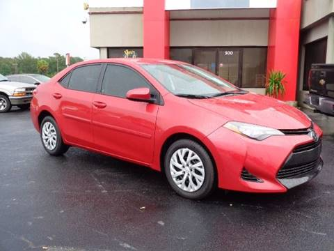 2017 Toyota Corolla for sale in Moncks Corner, SC