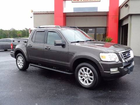 2007 Ford Explorer Sport Trac for sale in Moncks Corner, SC