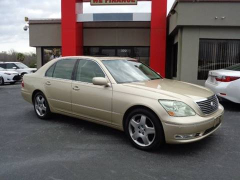used lexus ls 430 for sale in south carolina. Black Bedroom Furniture Sets. Home Design Ideas