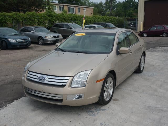 2008 Ford Fusion for sale at Henderson Automotive, LLC in Oak Park MI