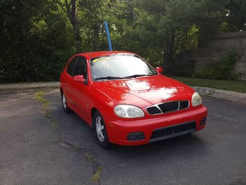 2001 Daewoo Lanos for sale in Clinton Township, MI