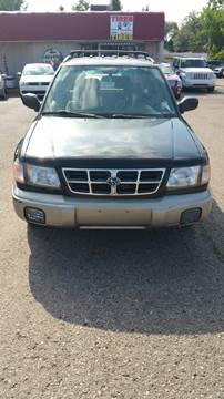 1999 Subaru Forester for sale in Clinton Township, MI