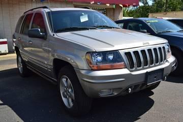 2002 Jeep Grand Cherokee for sale in Clinton Township, MI
