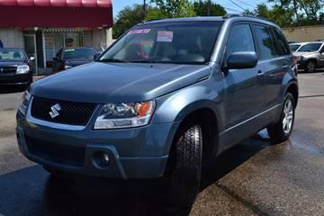 2007 Suzuki Grand Vitara for sale in Clinton Township, MI